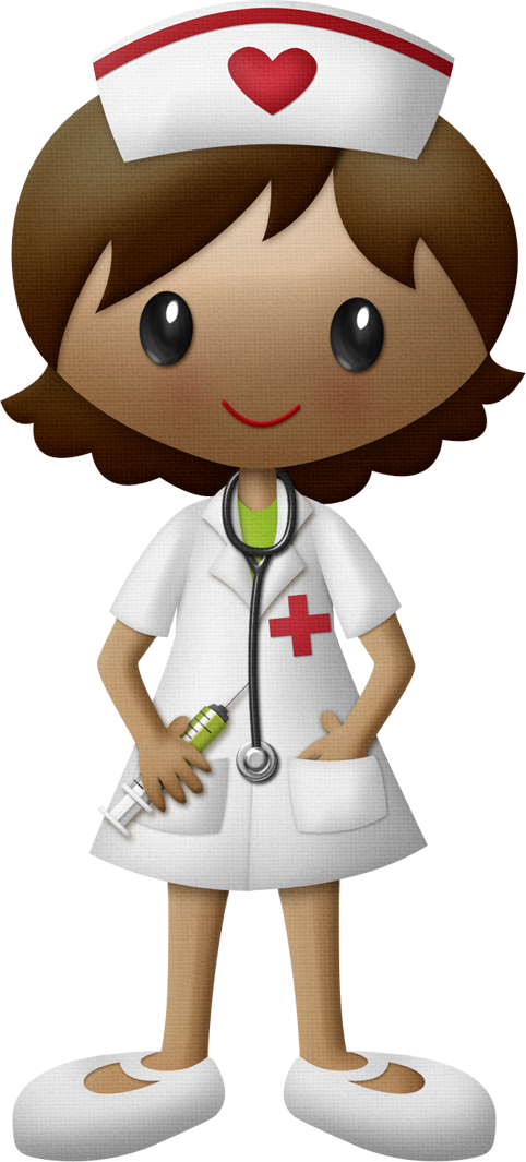 foto de Enfermera Dibujos infantiles Pinterest Clip art