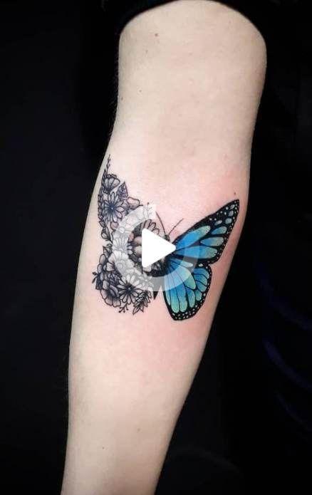 New Tattoo Butterfly Wrist Hands Ideas