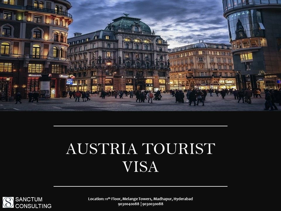 Austria Tourist Visa Services at a Reasonable Price Dotted with charming historical cities, well-pr