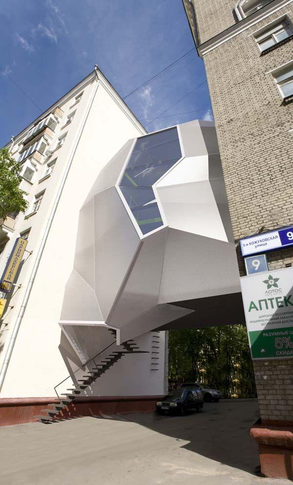 Zabor Architecture