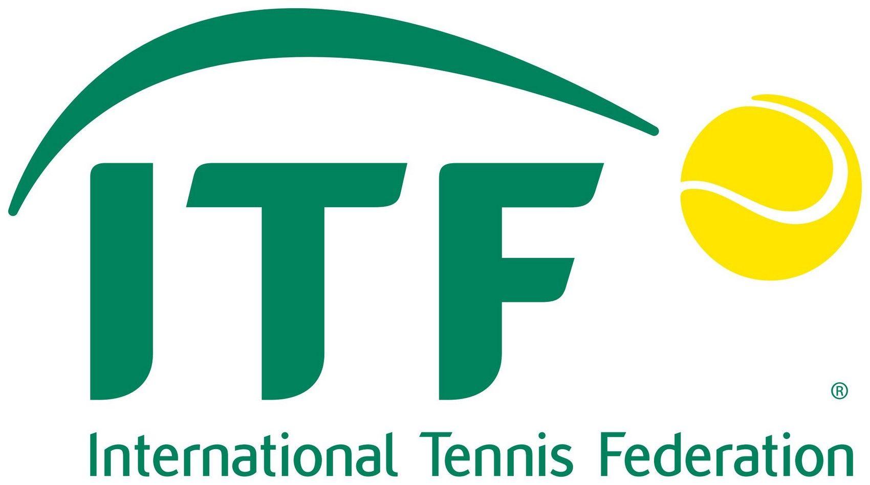 International Tennis Federation Itf Logo Eps File Asoif Association Of Summer Olympic I International Tennis Federation Tennis Events Tennis Tournaments