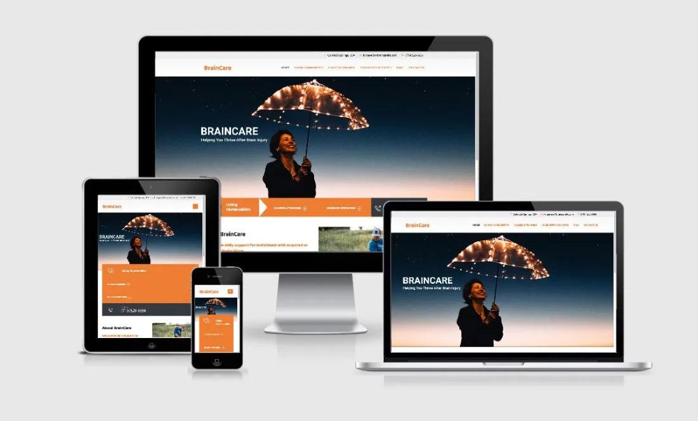 Braincare 720media In 2020 Web Design Marketing Colorado Colorado Springs