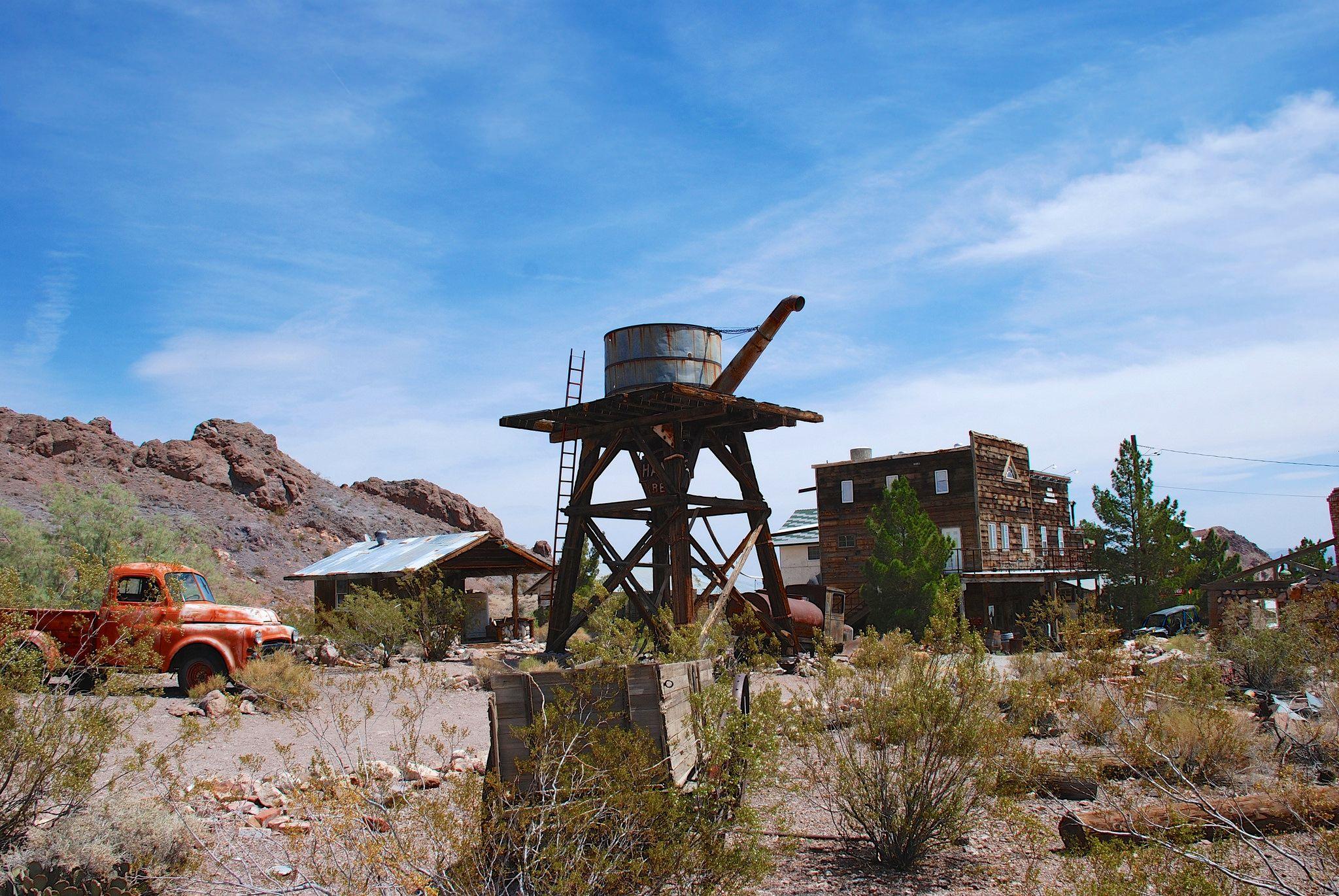 Techatticup Mine Las Vegas Nevada