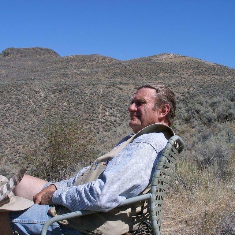 Grant Jones Fasla At His Farm Coyote Springs In Oroville Wa Landscape Architect Oroville Wa Oroville