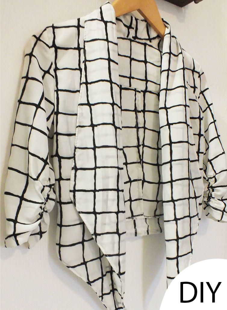 Jazz Ro DIY: Blazer DIY || free pattern | sewing | Pinterest ...