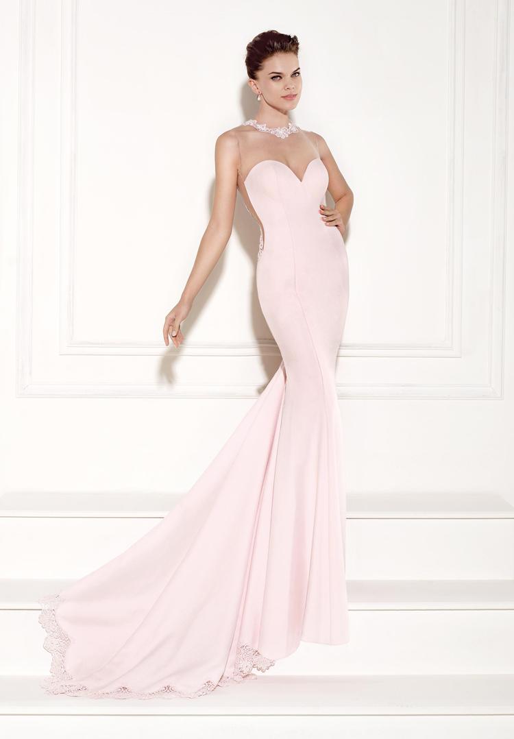 Tarik ediz sexy and sophisticated prom dress