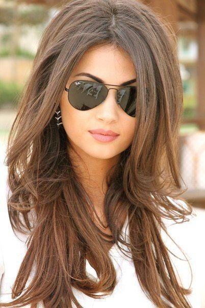 Best Long Layered Hairstyles For Thick Hair Hair Styles Long Hair Styles Layered Hair