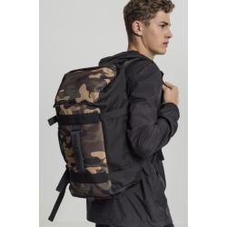 Photo of Urban Classics Traveller Backpack black/camo Urban Classics