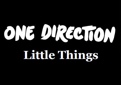 Little Things Chords One Direction I Love 1d Pinterest Guitar