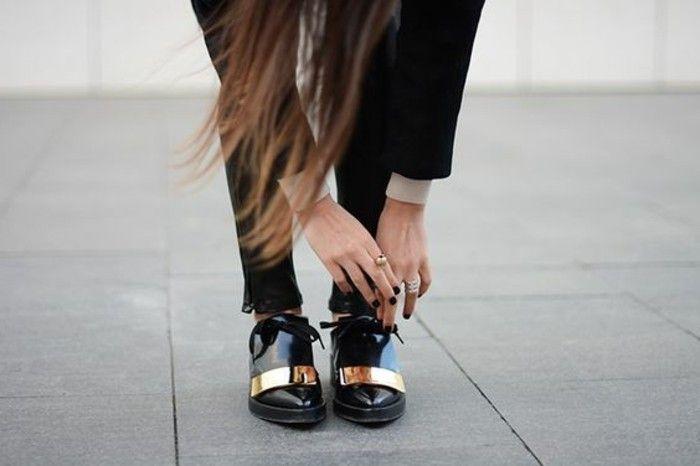 Savourez Les Dernieres Tendances Chez Les Chaussures Derbies