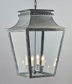 Zeus Hanging Lantern Extra Large
