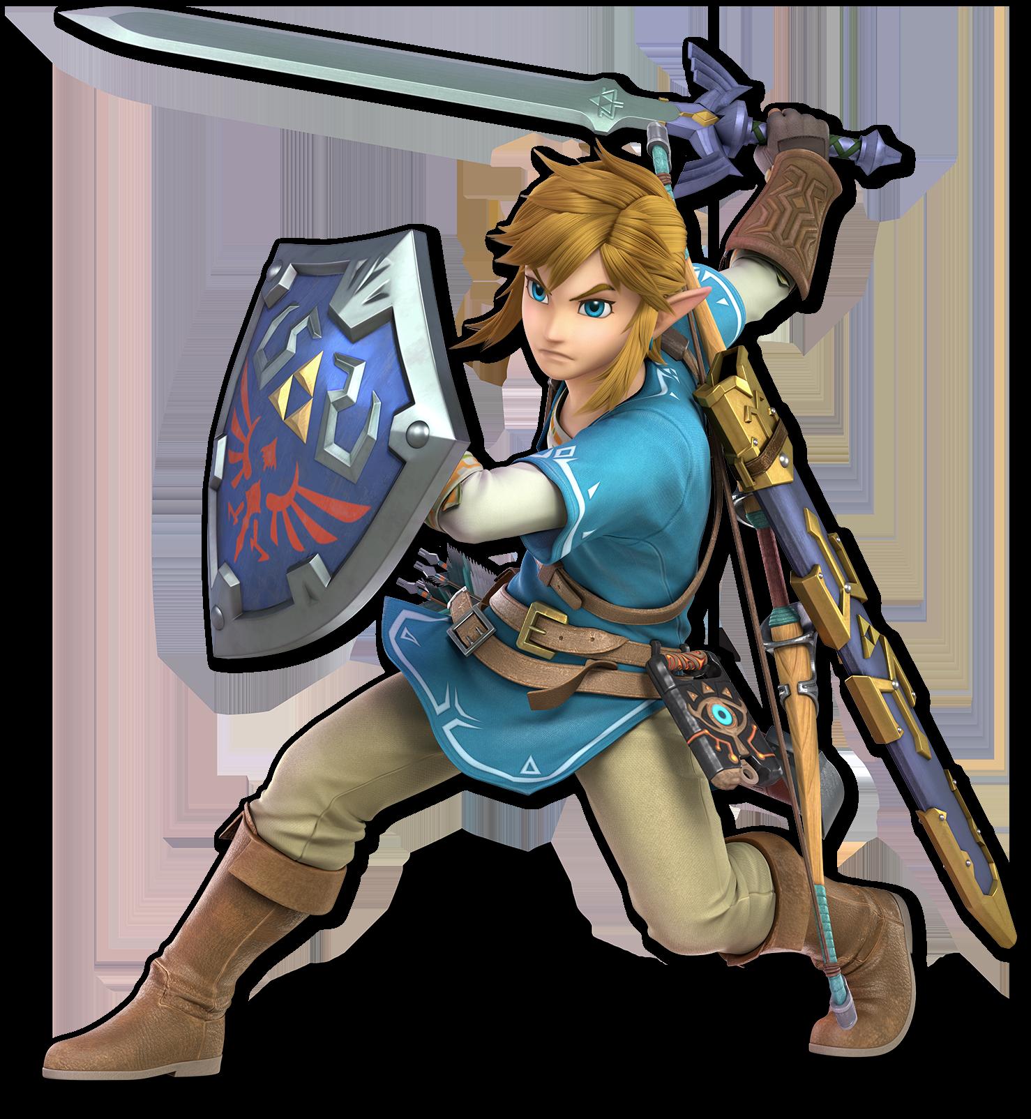 Link In Super Smash Bros Ultimate Super Smash Bros Characters Smash Bros Super Smash Ultimate