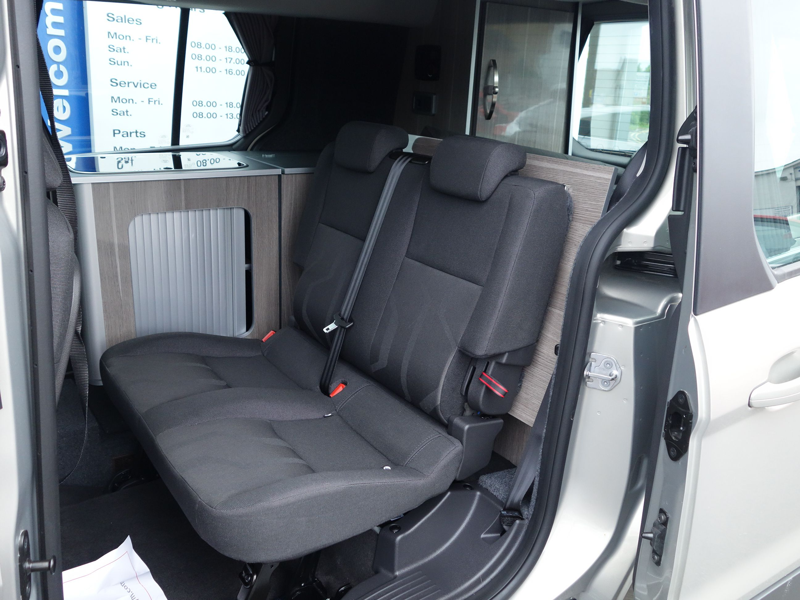 Ford Transit Custom Crew Double Cab 6 Seater Full S H No Vat Sport