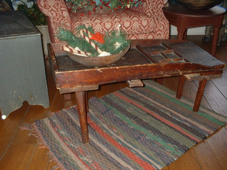 Small (childs?) cobblers bench.