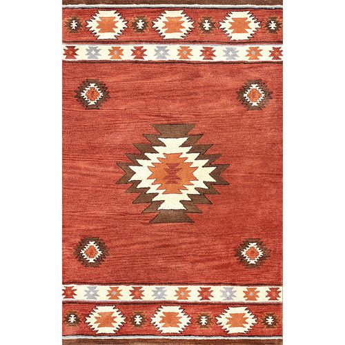 Found it at AllModern - Venice Red Wine Shyla Area Rug