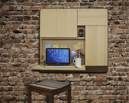 podpad el escritorio perfecto para espacios pequeos