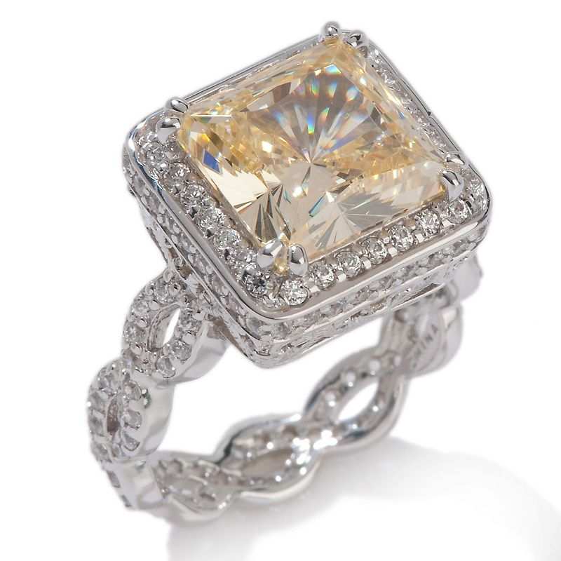 Canary Ring Hsn