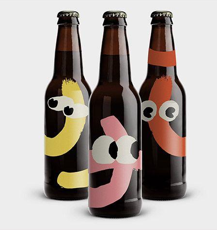 Incider Nathan Nankervis Craft Beer Packaging Drinks Packaging Design Creative Packaging Design