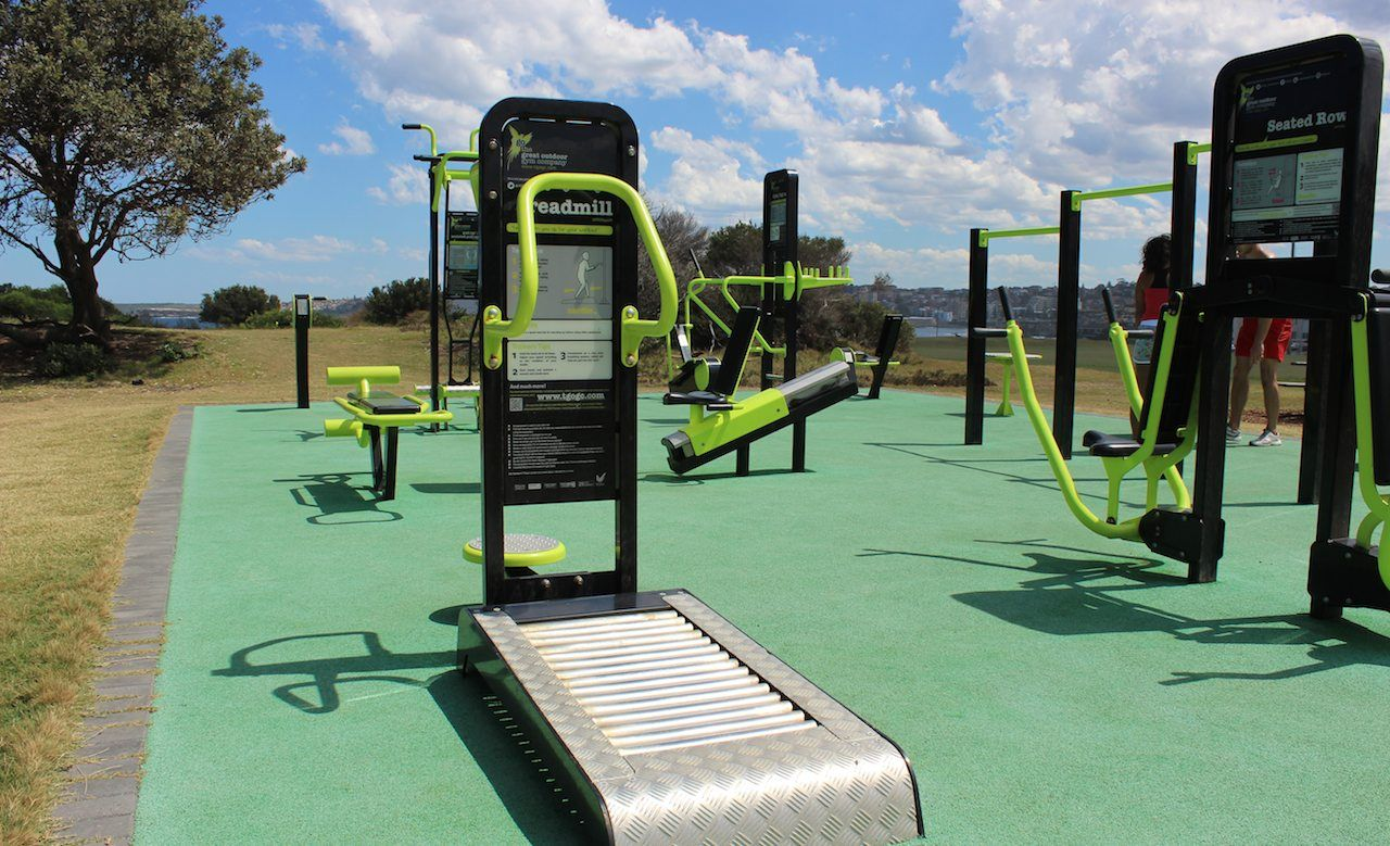 Basketball Systems Perth The Ten Best Outdoor Gyms In Sydney Sydney Aus