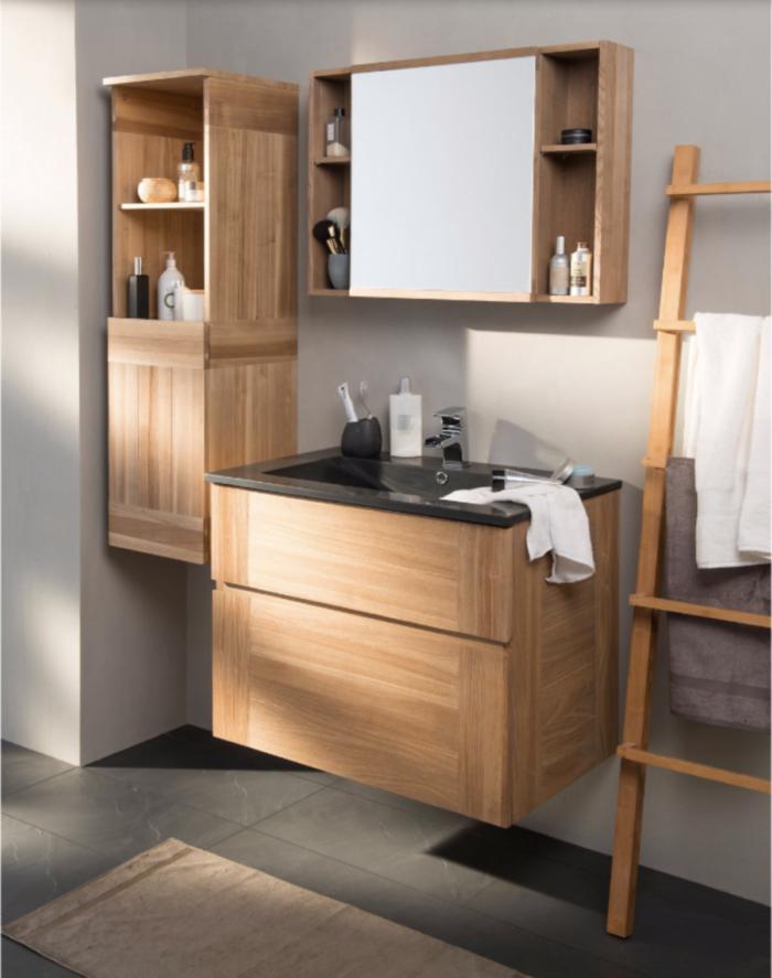 salle de bains mode d'emploi  meuble salle de bain