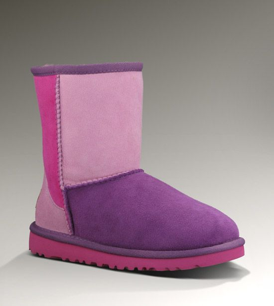 Kids' Classic Patchwork By UGG Australia want these in