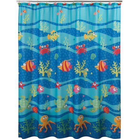 Fish Tails Bath Collection By Allure Home Creation Items Sold