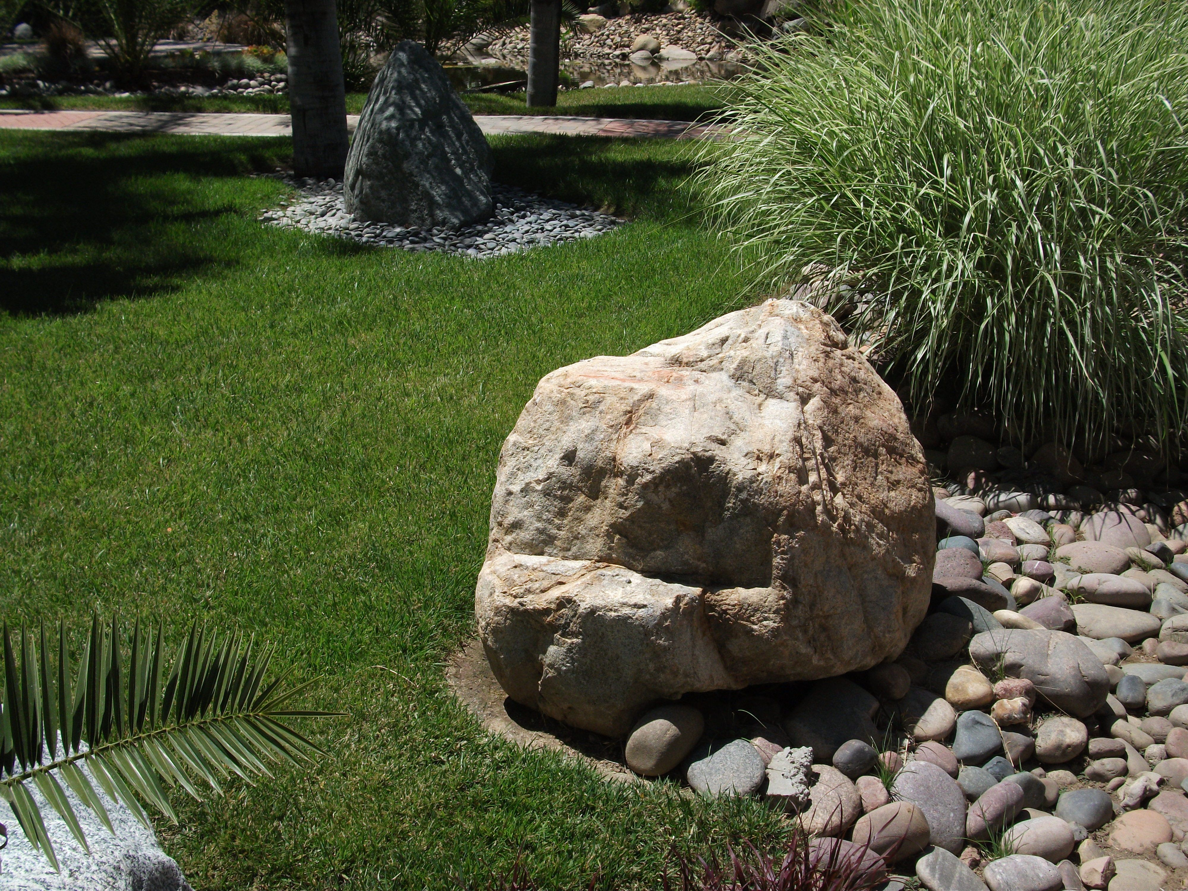 How To Landscape With Boulders Part 1 Southwest