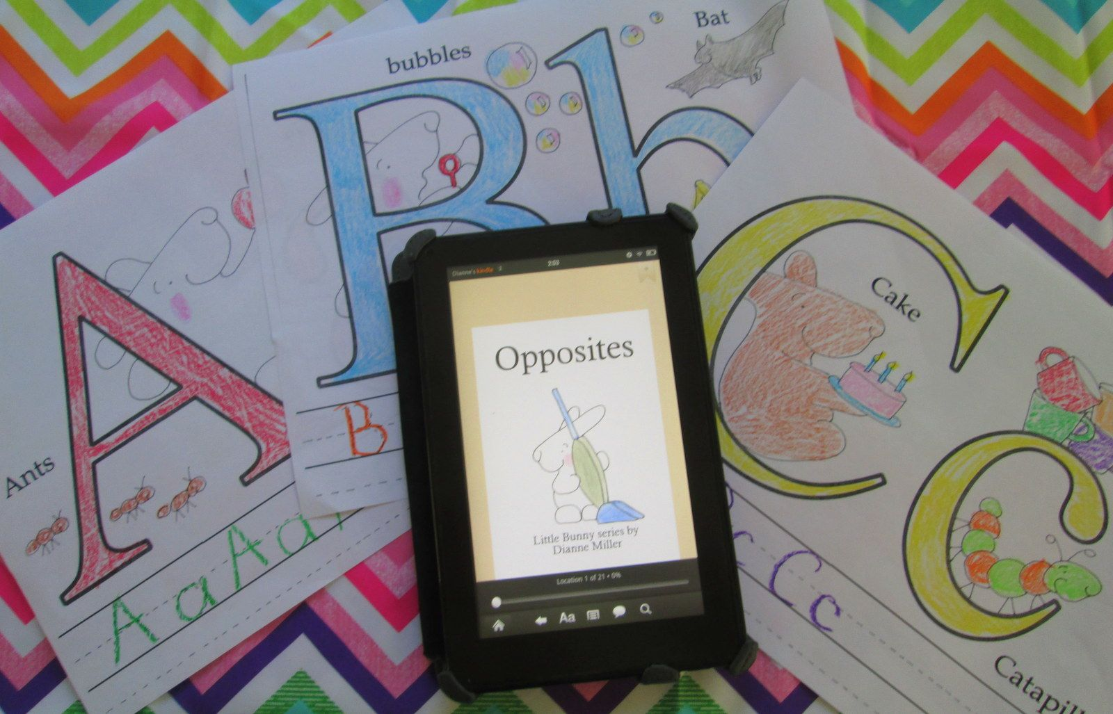Tons Of Free Printables And Little Bunny Ebooks Click On