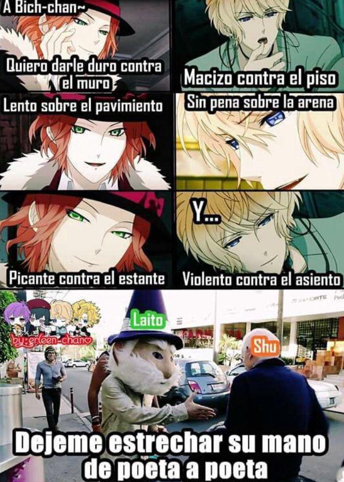 Imagenes D L 27 Memes De Anime Diabolik Lovers Memes Otakus