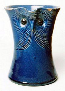 Owl Jug Image