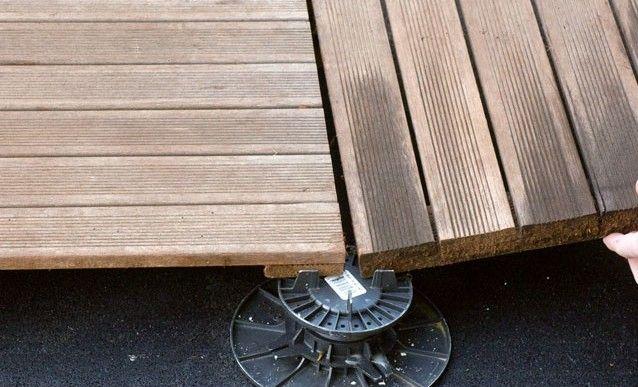 Terrasse bois : poser des lames de bois ou des caillebotis - http ...