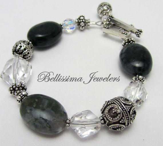 SALESAVE 50 Dollars  Spectacular Genuine by JewelryByBellissima, $175.00