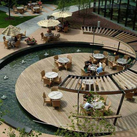 Urban Landscape Design Architecture Water Features 30 Ideas