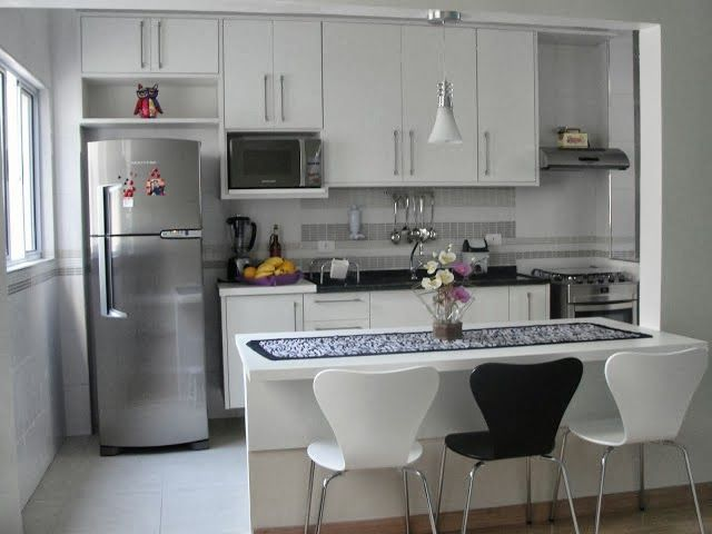 cocina pequena. | Casa | Pinterest | Cocina pequeña, Pequeños y Cocinas