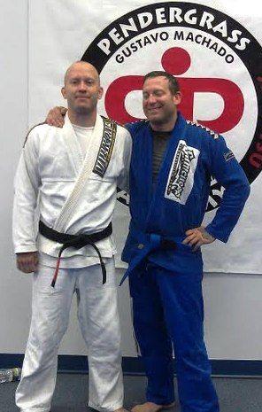 Congrats to our newest BJJ Blue Belt, Josh Edwards.