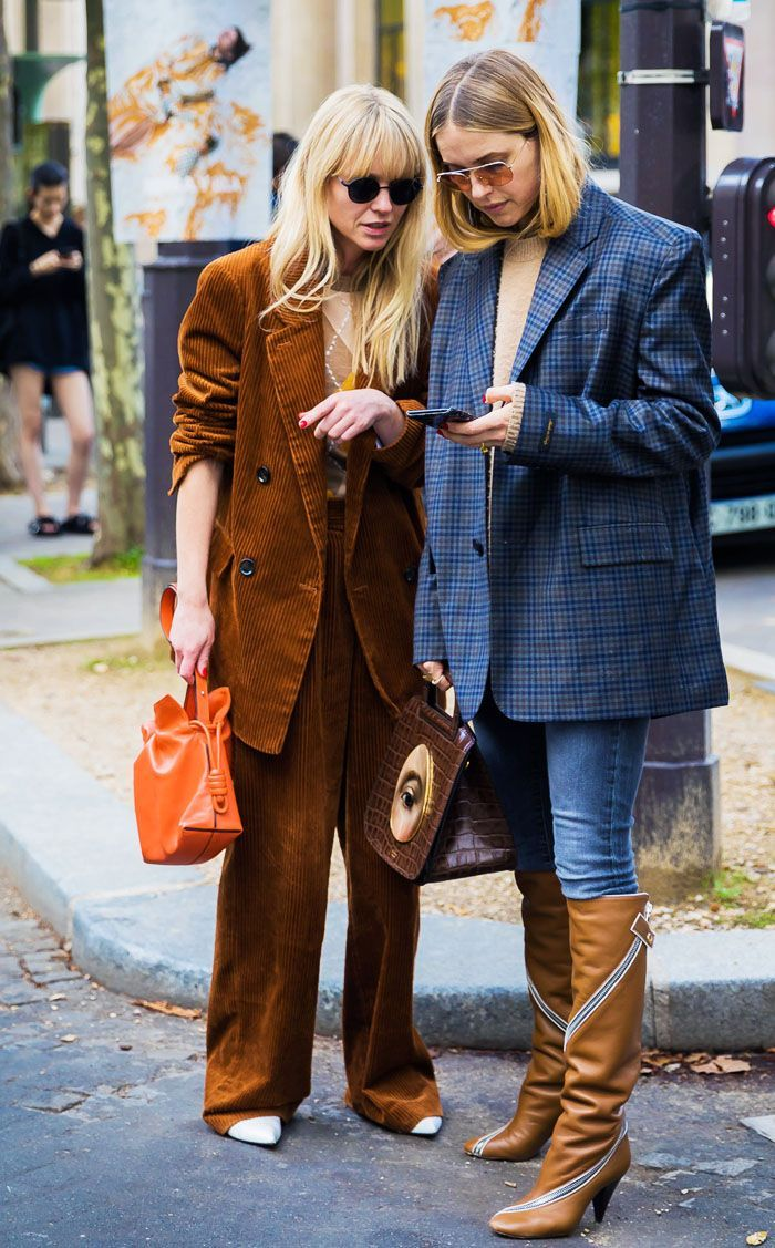 The High-Street Suit That Every Other Blogger Is Wearing Right Now