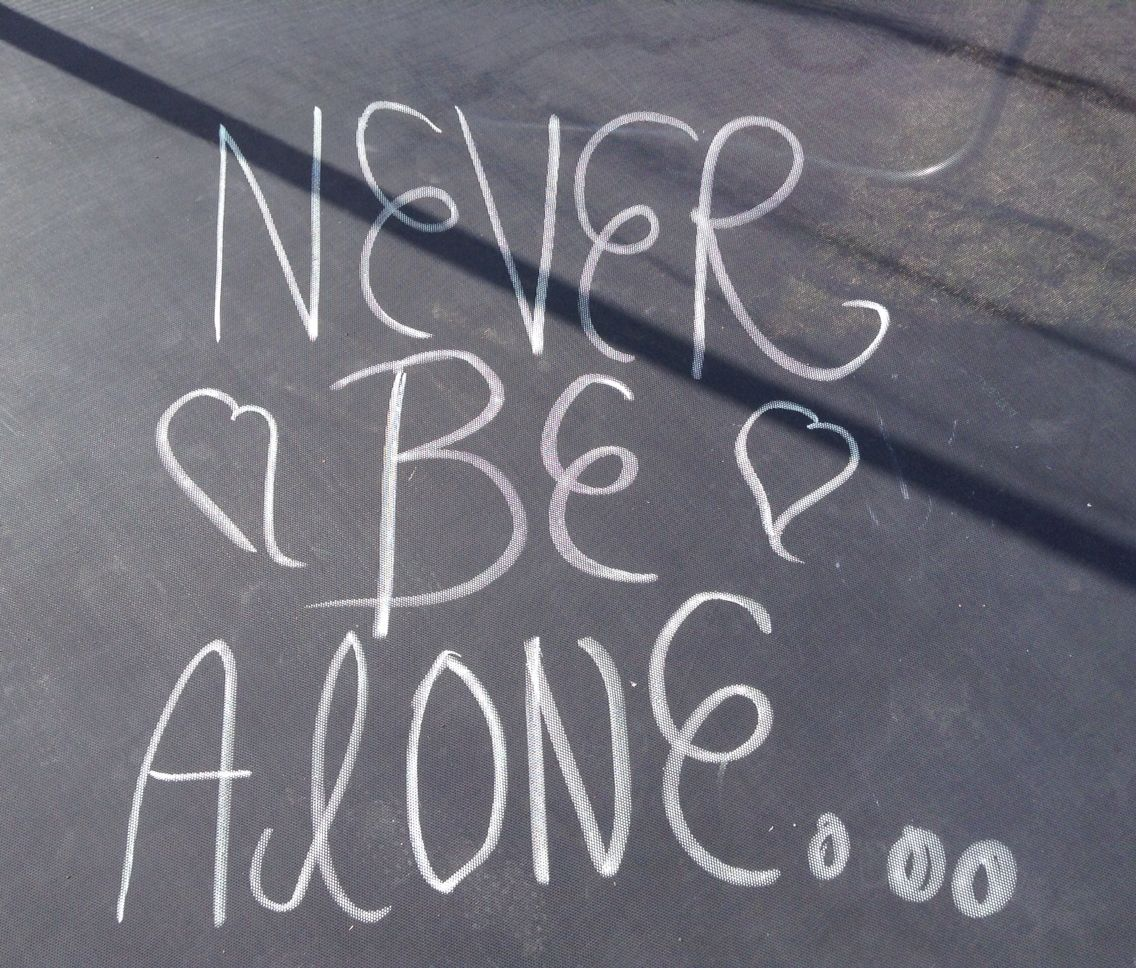Shawn Mendes/Never Be Alone~Lyrics Quote