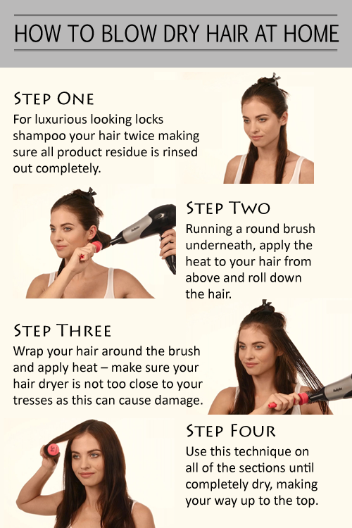 Annoyed Using The Blow Dryer Then Look At Our Provided Tips Which May Help You To Get The Solution For Using A Blow Dry Hair Blow Dry Blow Dry Hair Straight