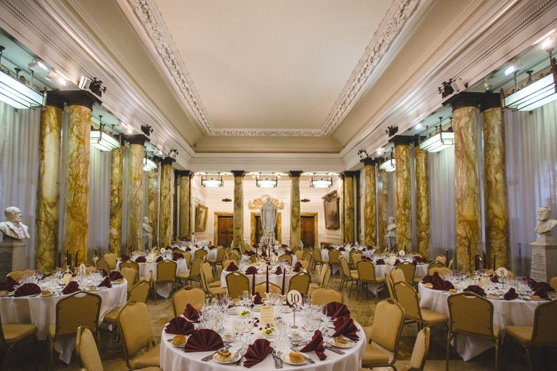 Cardiff City Hall Clic Elegant Surroundings For Your Reception A Ious Lobby Mingling