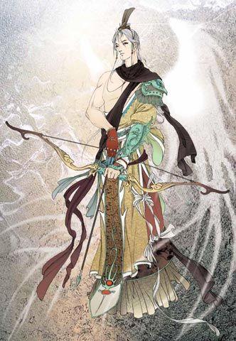 水神 (Water God)  Suijin is the Shinto god of water. The term refers to the heavenly and earthly manifestations of the benevolent Shinto divinity of water. It can also refer to a wide variety mythological and magical creatures found in lakes, ponds, springs, and wells, including serpents, eels, fishes, etc. He is widely revered in Japan.