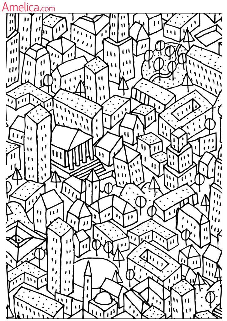 Colorir Cidade