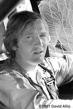 Hickory Speedway 1981 Wayne Patterson