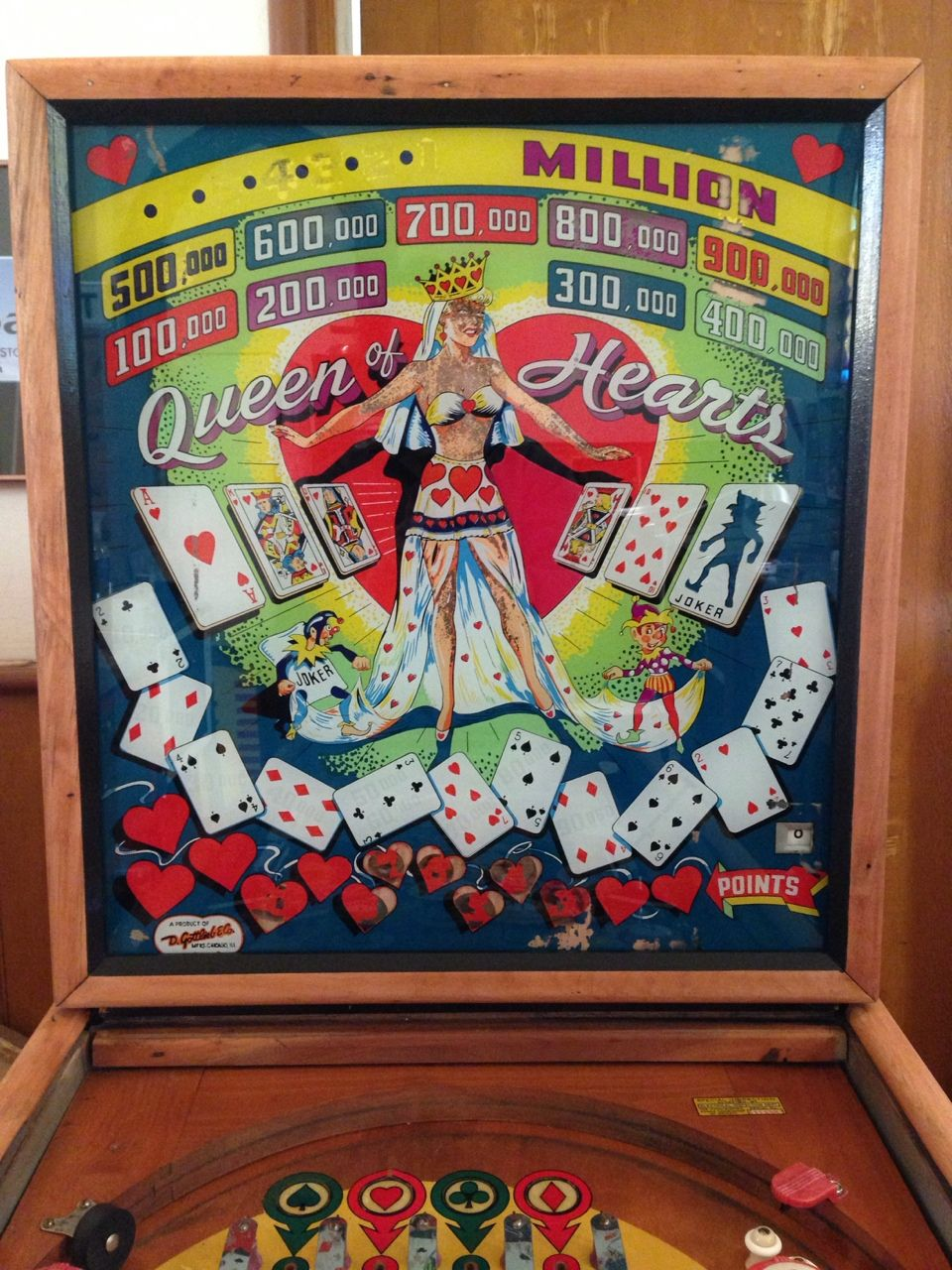 46++ Queen of hearts game board information