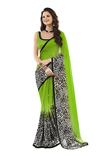 RUHANI Women's Saree Sari Designer Indian Dress Bollywood Ethnic Party