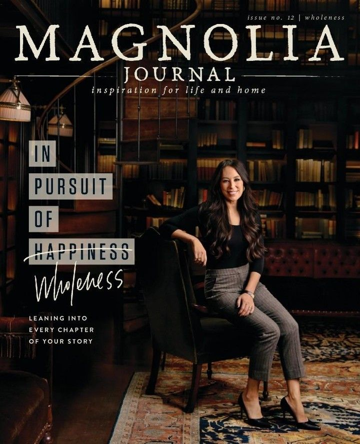 Have you read the new Fall 2019 issue of Magnolia Journal?!    __________________________      #chipandjoannagaines #chipgaines #joannagaines #fixerupper #fixerupperstyle #fixerupperinspired #fixerupperfanatic #hgtv #hgtvhome #hgtvmagazine #lovehgtv #fixerupperdecor #magnolia #magnoliamarket #magnoliabakery
