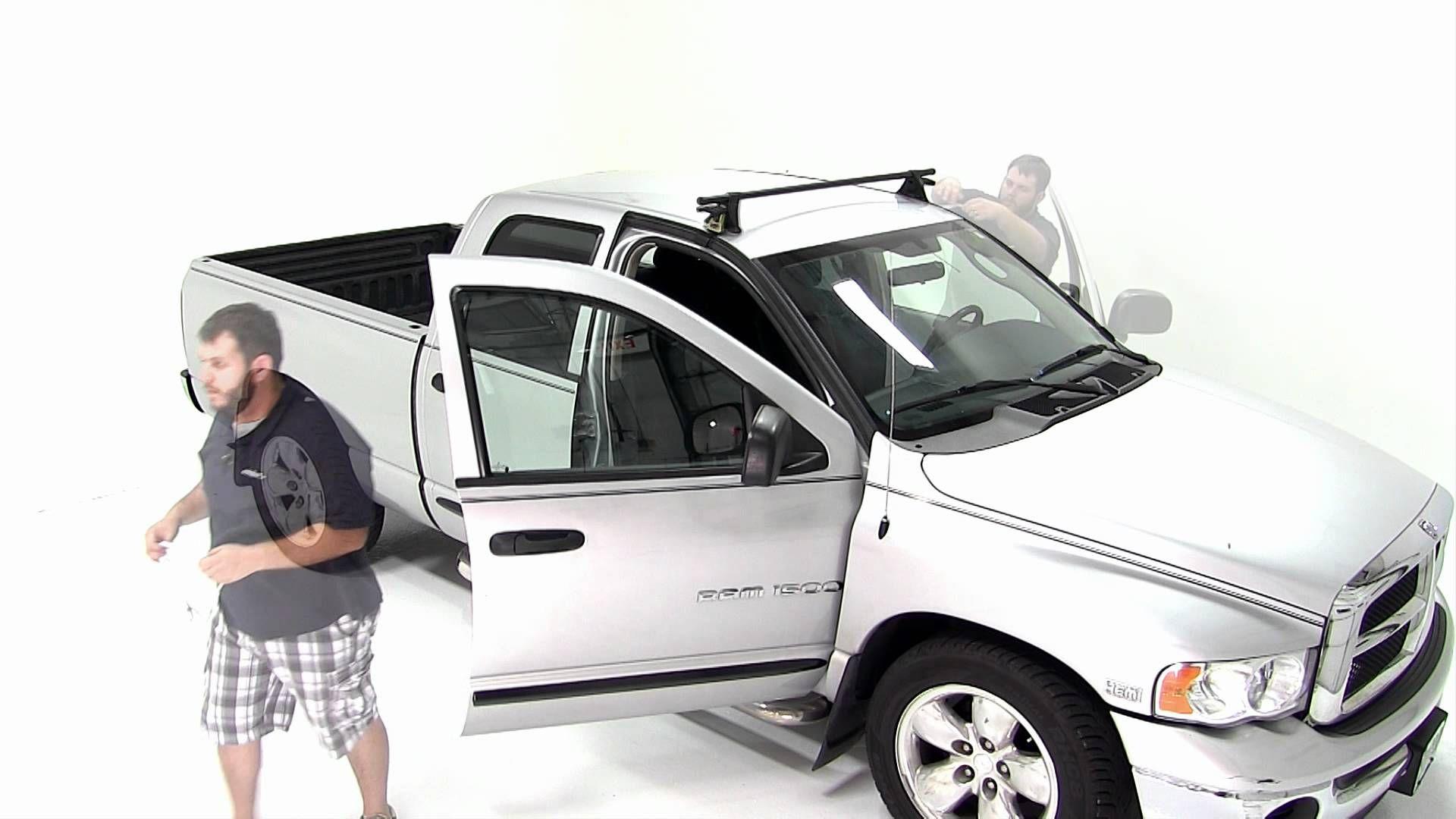 Yakima Roof Rack Installation 2004 Dodge Ram 1500