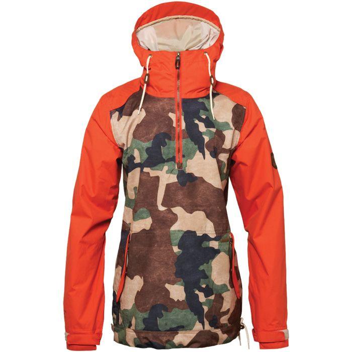 686 Parklan Savanna Anorak Snowboard Jacket