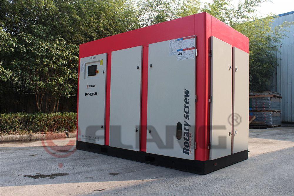 Twostage lowvoltage air compressor permanent