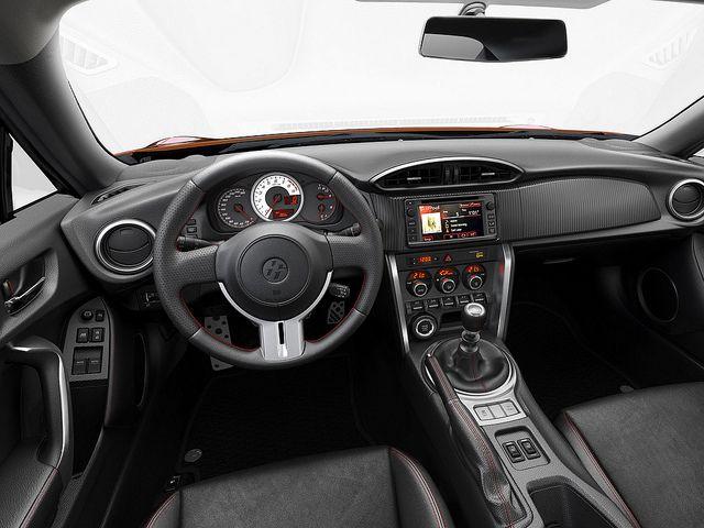 Toyota Gt86 2012 Interior Toyota Gt86 Toyota Car Interior Design