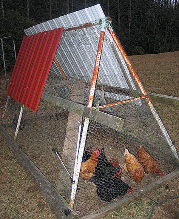 Chicken Coop Ideas - Designs And Layouts For Your Backyard ...